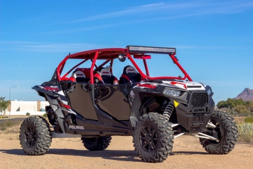 Dewsnup, King, Olsen, Worel, Havas, Mortensen brings suit against Polaris for UTV fire which injured two Utah passengers, caused blaze over more than 100 acres